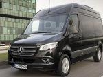 Mercedes-Benz Sprinter Kastenwagen überzeugt durch Fahrkomfort