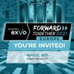 Allseated FORWARD TOGETHER 2021 EUROPE am 22. April 2021